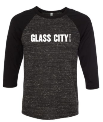 GCCF:  Unisex 3/4 Sleeve Baseball Tee *Available in 2 Color Options