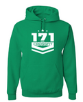 CrossFit 171:  Hooded Sweatshirt  *Available in 4 Color Options