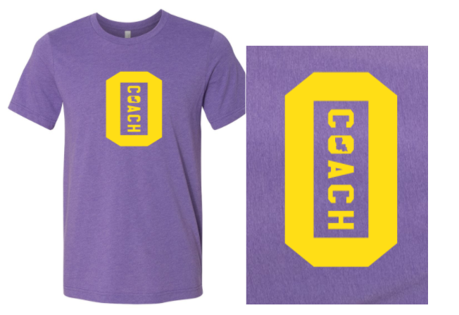 Coach O - Adult Short Sleeve Tee