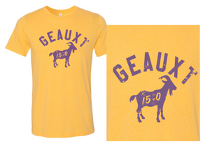 The Geauxt - Adult Short Sleeve Tee