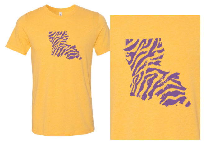 Tiger Boot - Adult Short Sleeve Tee