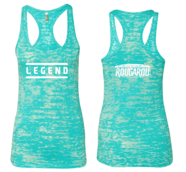 CFR:  I am Legend Racerback Tank *Available in 2 Color Options