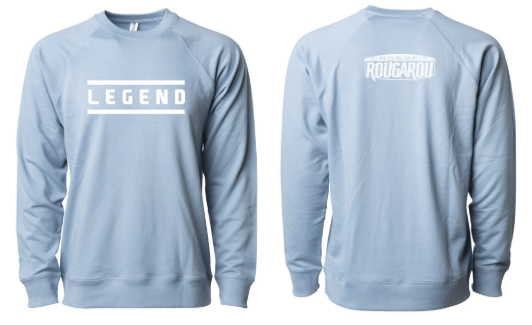 CFR:  I am Legend Lightweight Terry Crew *Available in 2 Color Options