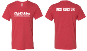 CKBMD - Instructor Logo Unisex V-Neck Tee *Available in 2 Color Options