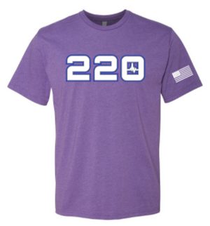 220 Fitness Adult Unisex Tee *Available in 7 Color Options