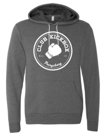 CKBP Instructor- Circle Logo Unisex Sponge Fleece Hoodie *Available in 4 Color Options