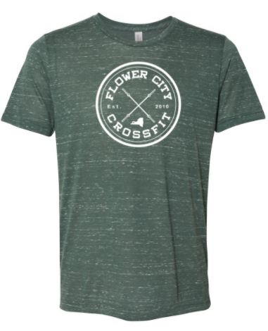 FCCF:  Circle Logo Unisex Tee *Available in 4 Color Options