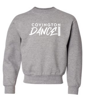 CDC - City Logo YOUTH Unisex Crewneck Sweatshirt *Available in 2 Color Options