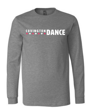 CDC - Adult Unisex Long Sleeve Tee *Available in 2 Color Options