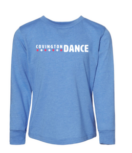 CDC - TODDLER Unisex Long Sleeve Tee *Available in 2 Color Options