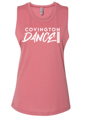 CDC - City Logo Ladies Muscle Tank *Available in 3 Color Options