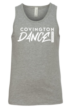 CDC - City Logo YOUTH Unisex Tank *Available in 3 Color Options