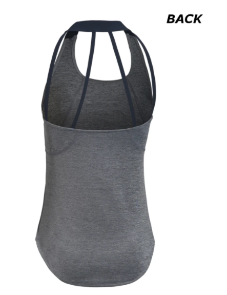 FCCF:  Horizontal Logo Ladies Tank