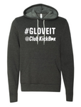 CKBMD Instructor - #GLOVEIT Unisex Hoodie *Available in 2 Color Options