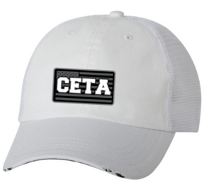 CETA - Embroidered Patch Cap