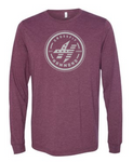 CrossFit Hammond - Circle Logo Adult Unisex Long Sleeve Tee *Available in 3 Color Options