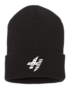 CrossFit Hammond:  Embroidered Beanie *Available in 4 Color Options