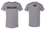 CrossFit Nakxuynix:  Horizontal Logo Adult Unisex Tee *Available in 4 Color Options