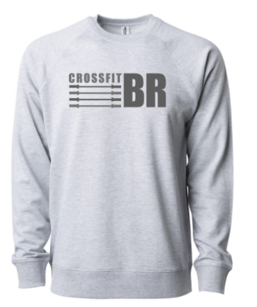 CFBR - Unisex Lightweight Terry Crew *Available in 2 Color Options