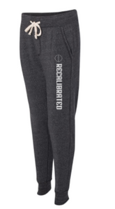 Recalibrated - Ladies Joggers *Available in 2 Color Options