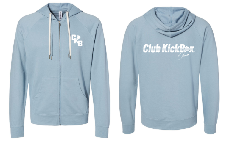 CKBOH - Unisex Full-Zip Hoodie *Available in 3 Color Options