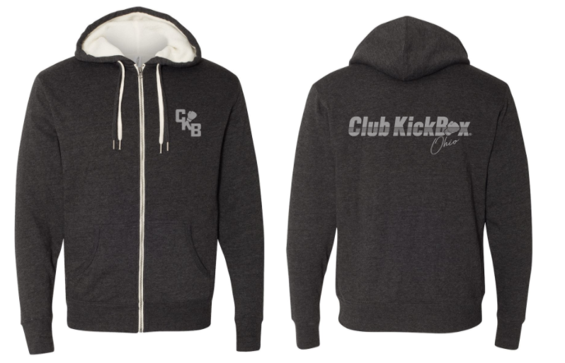 CKBP - Unisex Sherpa-Lined Hooded Sweatshirt