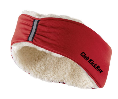 CKBOH Instructor - Sherpa Fleece Headband *Available in 2 Color Options