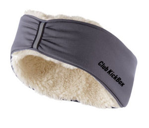 CKBP - Sherpa Fleece Headband *Available in 2 Color Options