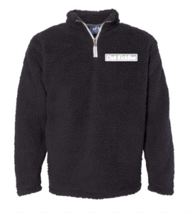 CKBP Instructor - Unisex Sherpa 1/4 Zip Pullover *Available in 2 Color Options