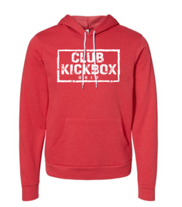 CKBOH Instructor - Unisex Sponge Fleece Hoodie *Available in 2 Color Options