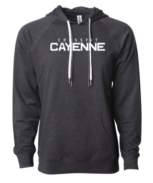 CF Cayenne:  Unisex Hoodie *Available in 2 Color Options