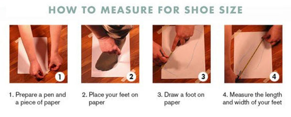 how to measure cupids mary janes