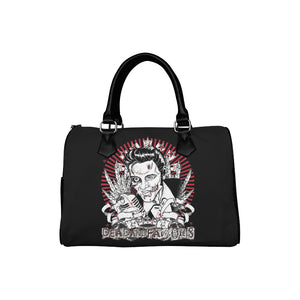 DEAD AND FAMOUS ELVIS Barrel Type Handbag (Model 1621)