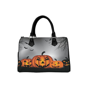 JACK O LANTERNS Barrel Type Handbag (Model 1621)