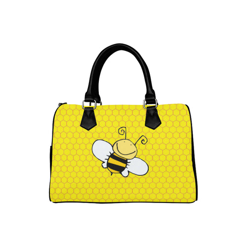 BUMBLEBEE Barrel Type Handbag (Model 1621)