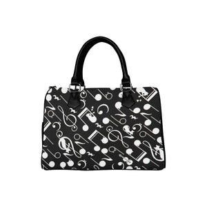 MEOWSICAL Barrel Type Handbag (Model 1621)