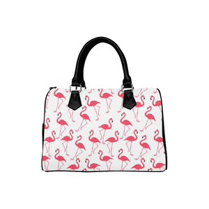 FLAMINGOS BARREL BAG Barrel Type Handbag (Model 1621)
