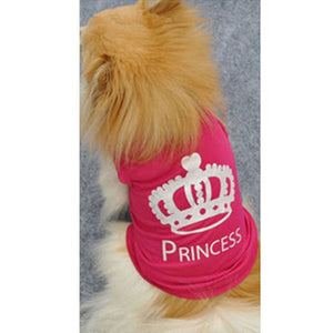 Pet Cat Costume Small Dog Cat Clothes Cute Puppy Cat Kitten T-shirt