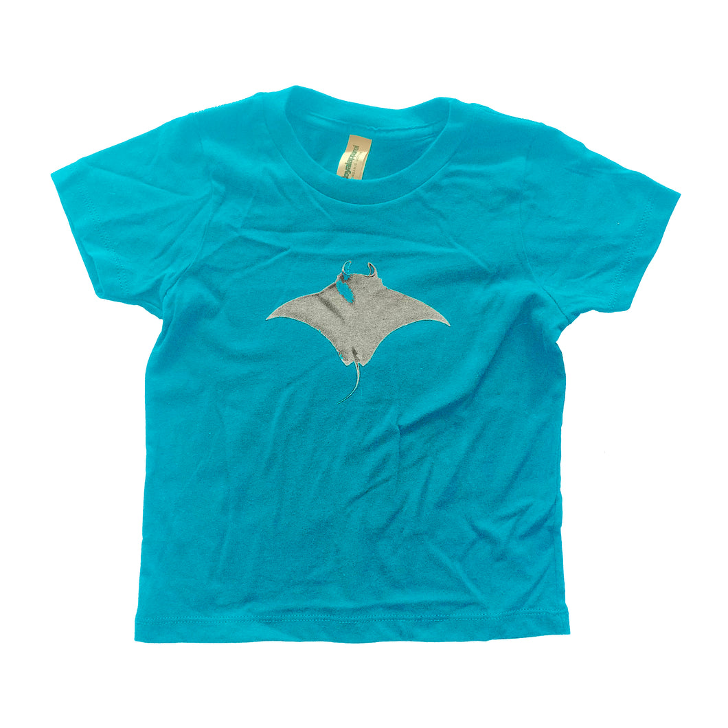 Single Manta Toddler's T-Shirt