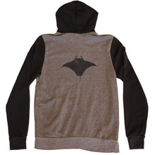 Load image into Gallery viewer, Unisex Manta Zip-up Fleece Hoodie