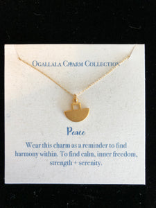 Ogallala Charm Necklace