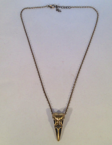 Bird Skull Necklace - Stinnys