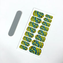 Tribal Nail Decals - Stinnys