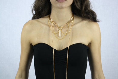Kadence Layer Necklace - Stinnys