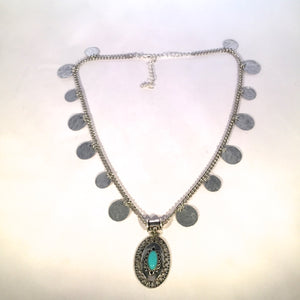 Dezra Necklace.