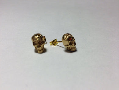 Skull Earrings - Stinnys