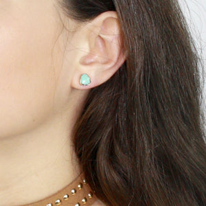 turquoise-stone-earring