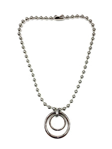 Alashont XL Ball Chain Necklace.