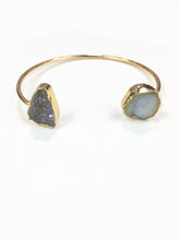 Druzy Stone Bangle O.O.A.K. - Stinnys