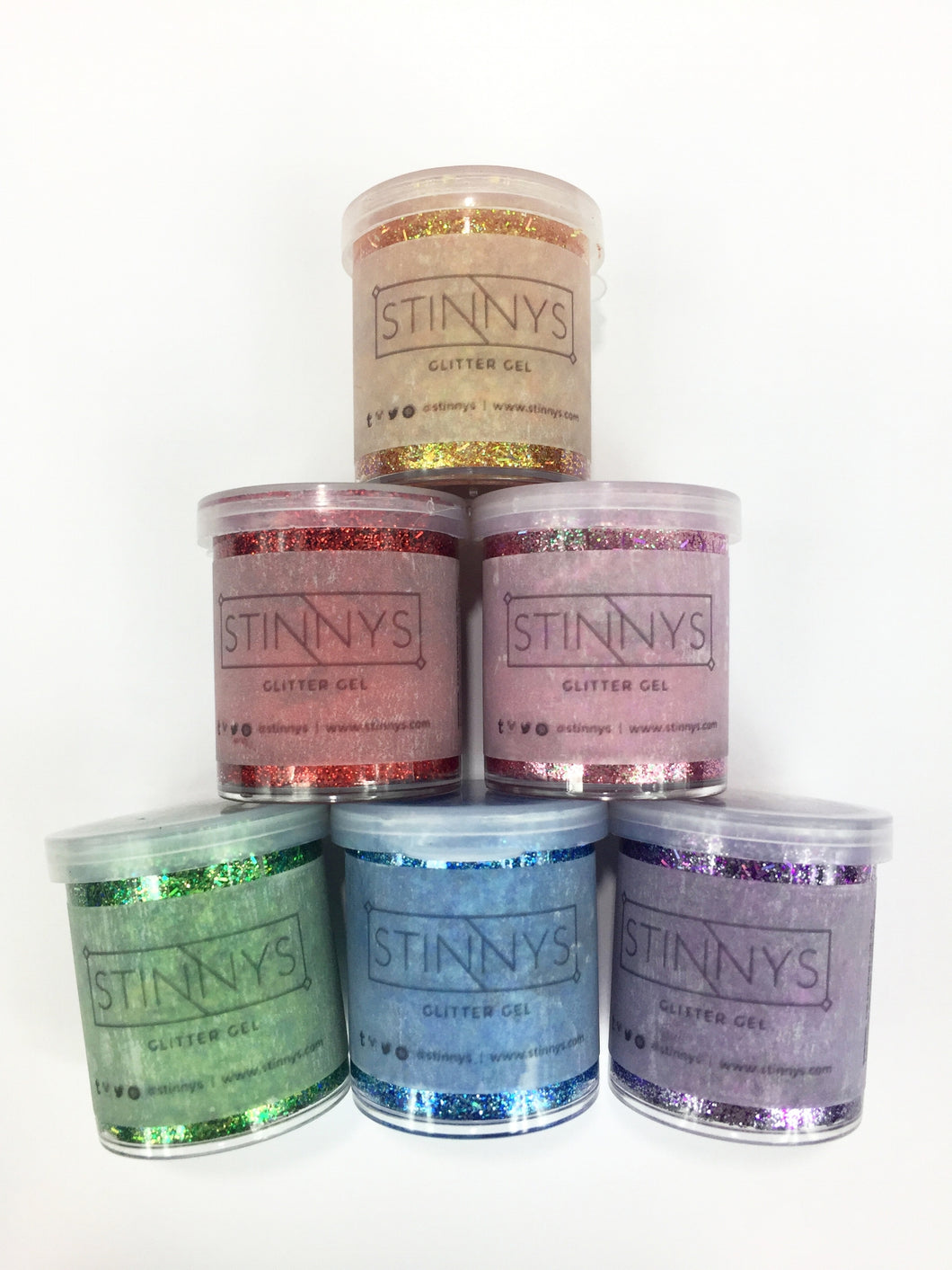 Body Glitter Gel - Stinnys